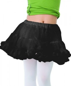 Petticoat (Black) Child