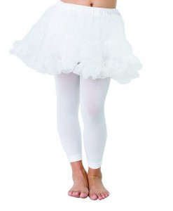 Petticoat (White) Child