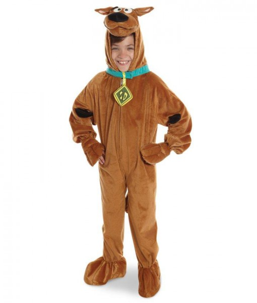 Scooby-Doo Super Deluxe Toddler / Child Costume