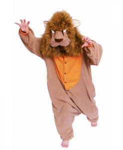 Bcozy Lion Adult Costume