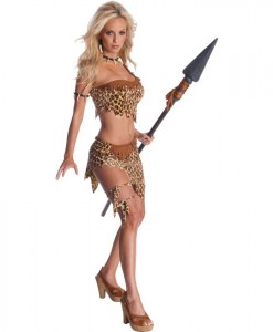 Tarzan - Jane Adult Costume