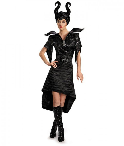 Disney Maleficent Deluxe Glam Christening Gown