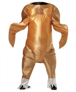 Cooked Turkey Adult Costume