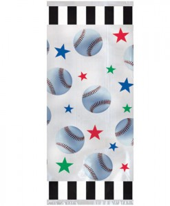 Baseball - Party Bags (20 count)