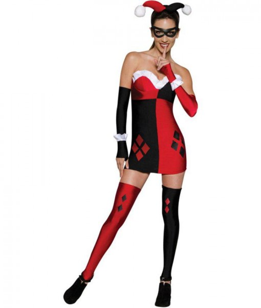 DC Comics - Super Villains Harley Quinn Costume