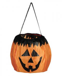 Collapsible Pumpkin Basket