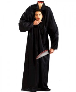 Headless Man Adult Costume