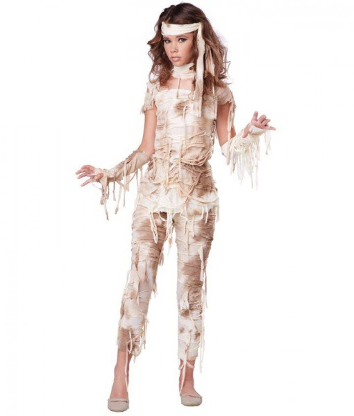 Mysterious Mummy Tween Costume