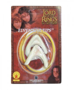 Elf Ear Tips - Lord of the Rings