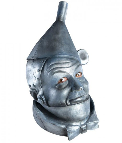 The Wizard of Oz Tin Man Deluxe Mask Adult