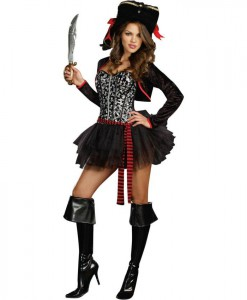 Pirate Provocateur Sexy Adult Plus Costume