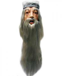 Harry Potter - Albus Dumbledore Latex Mask