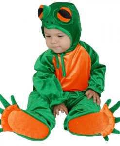 Little Frog Toddler / Child Costume