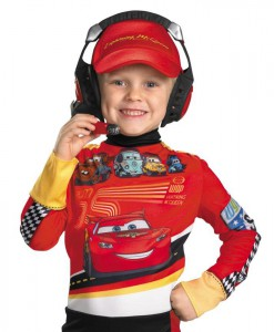 Cars 2 - Headset (Child)