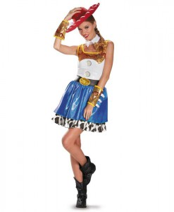 Disney Toy Story - Glam Jessie Costume