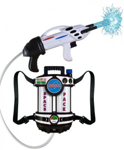 Astronaut Space Pack - Super Soaking Water Blaster