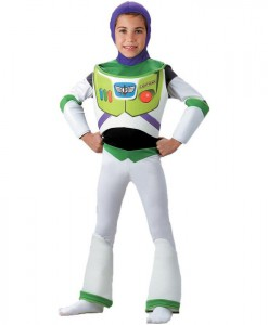 Disney Toy Story - Buzz Lightyear Deluxe Toddler / Child Costume