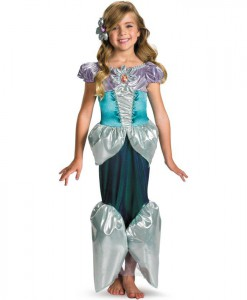 Disney Princess - Ariel Lame Deluxe Toddler / Child Costume