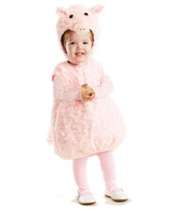 Piglet Toddler / Child Costume