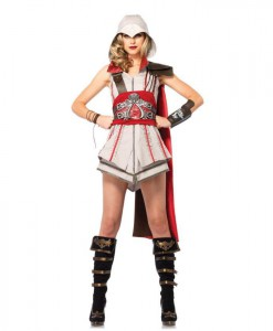 Assassin's Creed - Ladies Ezio Costume