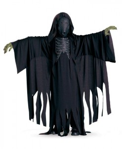 Harry Potter Dementor Child Costume