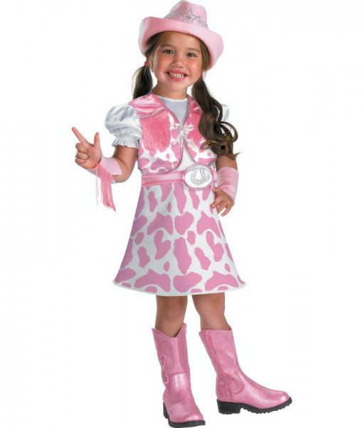 Wild West Cutie Toddler / Child Costume