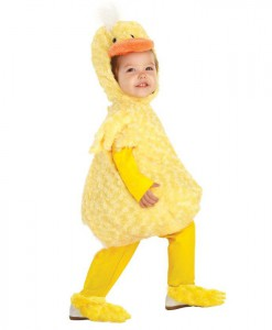 Duck Toddler Costume