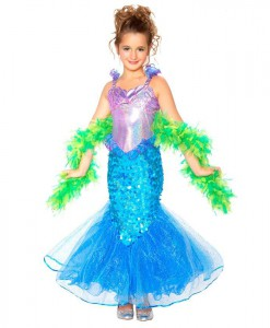 Mermaid Toddler / Child Costume