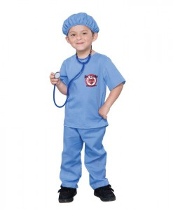 Doctor Cutie Toddler Costume