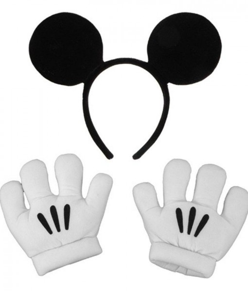 Mickey Mouse Accessory Kit (Child)