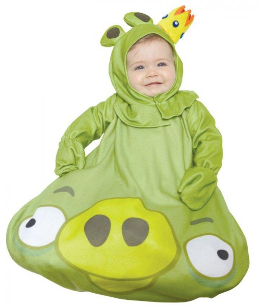 Rovio Angry Birds King Pig Bunting Infant Costume