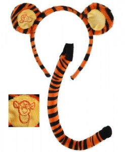 Winnie the Pooh - Tigger Accessory Kit (Child)