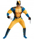 Wolverine Origins Classic Muscle Adult Costume