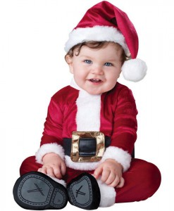 Baby Santa Infant / Toddler Costume