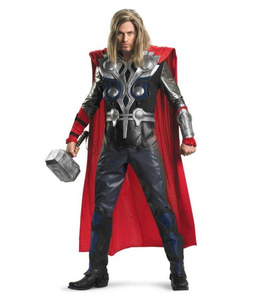 The Avengers Thor Elite Adult Plus Costume