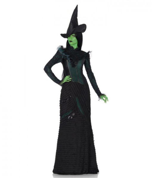 Wicked - Elphaba Defy Gravity Dress
