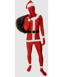 Santa Adult Morphsuit