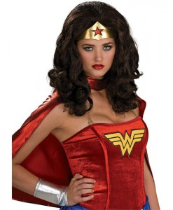 Wonder Woman Adult Wig