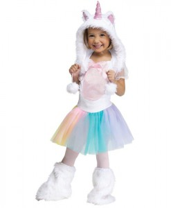 Unicorn Toddler Costume