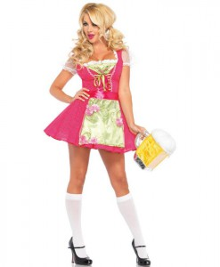 Womens Beer Garden Gretal Costume