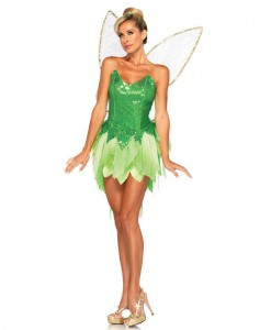 Disney Tinker Bell - Pixie Dust Tink Dress