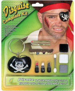 Pirate Makeup Kit (Adult)