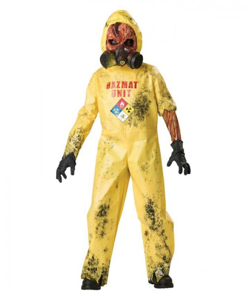 Hazmat Hazard Child Costume