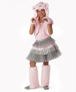Grace Kitty Child Costume