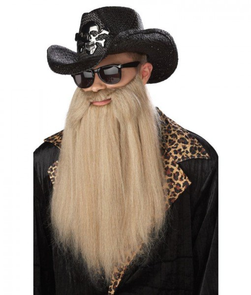 Sharp Dressed Man Adult Beard