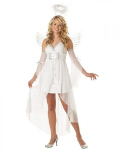 Heaven's Angel Adult Costume