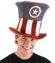 Captain America Mad Hatter Adult Hat