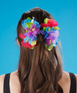 Tropical Hair Combs (2 count)