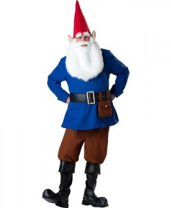 Mr. Garden Gnome Elite Collection Adult Costume