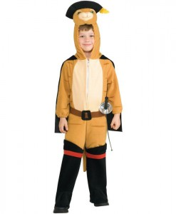 Shrek Forever After - Deluxe Puss in Boots Toddler Costume